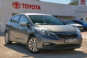 2015 Kia Cerato YD MY15 S Premium Metal Stream 6 Speed Automatic Hatchback Wyong Wyong Area Preview