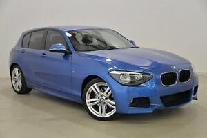 2014 BMW 125I F20 MY0713 M Sport Blue 8 Speed Sports Automatic Hatchback Mansfield Brisbane South East Preview