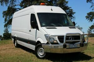 2014 Mercedes-Benz Sprinter NCV3 MY14 316CDI High Roof LWB White 6 Speed Manual Van Officer Cardinia Area Preview