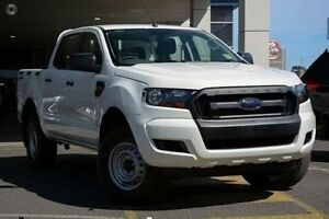 2016 Ford Ranger PX MkII XL Double Cab 4x2 Hi-Rider White 6 Speed Sports Automatic Utility Berrimah Darwin City Preview