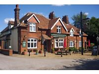 FULL TIME Kitchen Porter wanted to assist the kitchen of a progressive Gasto Pub in North Herts.