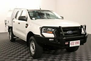 2016 Ford Ranger PX MkII XL Cool White 6 Speed Sports Automatic Cab Chassis Acacia Ridge Brisbane South West Preview