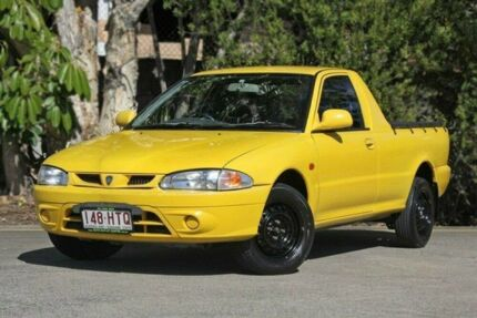 2004 Proton Jumbuck GLi Yellow 5 Speed Manual Utility