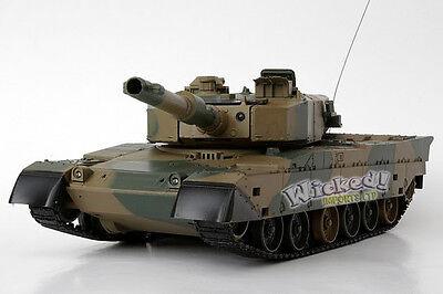 Heng Long Radio Control RC Military Army Battle BB Firing Type-90 T90 Tank 3808