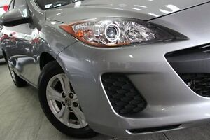 2012 Mazda 3 BL 11 Upgrade Neo Grey 5 Speed Automatic Hatchback Roseville Ku-ring-gai Area Preview