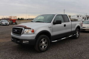 For sale by public auction-2004 Ford F-150 FX4 Pickup Truck