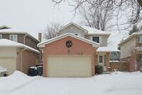 Gorgeous 3+1 Detached Home For Sale In Meadowvale