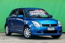 2006 Suzuki Swift EZ Blue 5 Speed Manual Hatchback Ringwood East Maroondah Area Preview