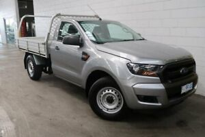 2016 Ford Ranger PX MkII XL 4x2 6 Speed Manual Cab Chassis Ocean Vista Burnie Area Preview