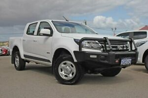 2016 Holden Colorado RG MY16 LS Crew Cab White 6 Speed Sports Automatic Utility Wangara Wanneroo Area Preview