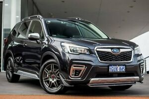 2019 Subaru Forester S5 MY19 2.5i-S CVT AWD Dark Grey 7 Speed Constant Variable Wagon
