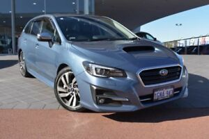 2017 Subaru Levorg V1 MY18 1.6 GT CVT AWD Premium Storm Grey 6 Speed Constant Variable Wagon Wangara Wanneroo Area Preview