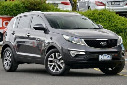 2015 Kia Sportage SL MY15 Si 2WD Premium Grey 6 Speed Sports Automatic Wagon