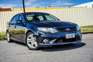 2010 Ford Falcon FG XR6 Black 6 Speed Sports Automatic Sedan Gepps Cross Port Adelaide Area Preview