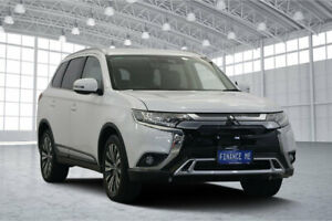 2018 Mitsubishi Outlander ZL MY19 LS 2WD Starlight 6 Speed Constant Variable Wagon