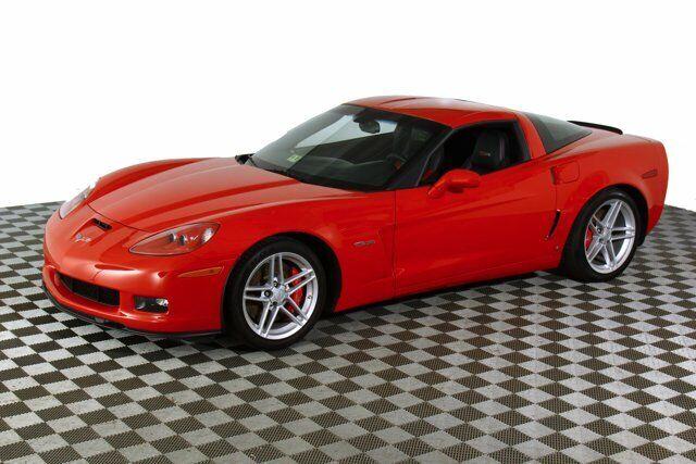 2006 Red Chevrolet Corvette Z06  | C6 Corvette Photo 4