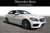 Miniature 1 Voiture American used Mercedes-Benz C-Class 2016
