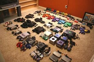 I want all your old broken systems game anything gaming. For fre