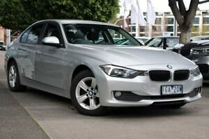 2014 BMW 316i F30 MY0814 High-Line Luxury Line Silver 8 Speed Automatic Sedan South Melbourne Port Phillip Preview