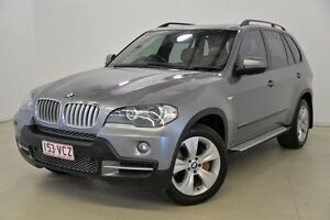 2008 BMW X5 E70 MY09 xDrive35d Steptronic Grey 6 Speed Sports Automatic Wagon Mansfield Brisbane South East Preview