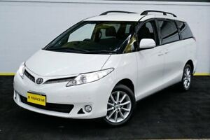 2016 Toyota Tarago ACR50R MY13 GLX White 7 Speed Constant Variable Wagon Canning Vale Canning Area Preview