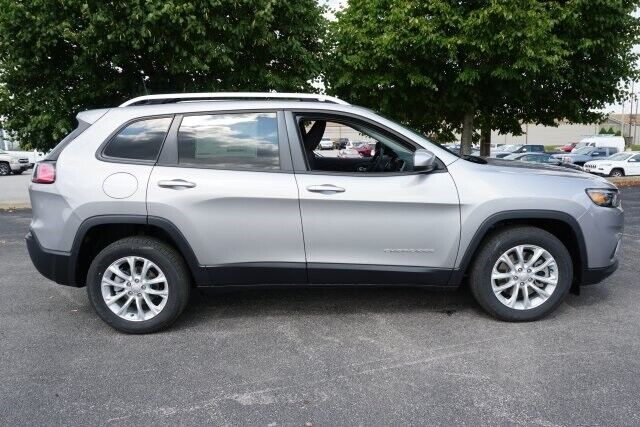 Image 2 Voiture American used Jeep Cherokee 2020