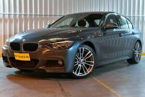 2014 BMW 320d F30 MY0814 High-Line M Sport Mineral Grey 8 Speed Sports Automatic Sedan Hendra Brisbane North East Preview