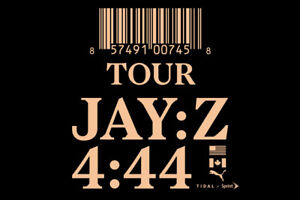 JAY-Z NOV 23 AIR CANADA CENTRE COST PRICE
