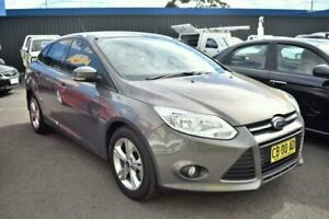 2011 Ford Focus LW Trend PwrShift Grey 6 Speed Sports Automatic Dual Clutch Sedan Liverpool Liverpool Area Preview