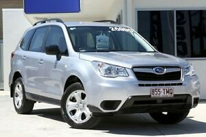 2014 Subaru Forester S4 MY14 2.5i Lineartronic AWD Silver 6 Speed Constant Variable Wagon Moorooka Brisbane South West Preview