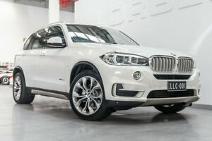 2014 BMW X5 F15 MY14 xDrive 30D Alpine White 8 Speed Automatic Wagon Port Melbourne Port Phillip Preview