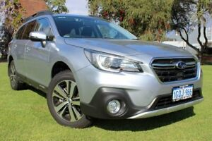 2018 Subaru Outback B6A MY18 2.5i CVT AWD Silver 7 Speed Constant Variable Wagon Victoria Park Victoria Park Area Preview