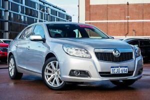 2013 Holden Malibu V300 MY13 CDX Silver 6 Speed Sports Automatic Sedan Fremantle Fremantle Area Preview