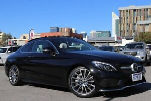 2017 Mercedes-Benz C300 205 MY17 9 Speed Automatic G-Tronic Coupe