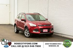 2016 Ford Escape SE / Backup Cam / Nav / SYNC 3 / Sunroof