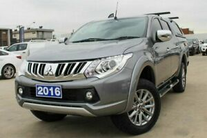 FROM $128 P/WEEK ON FINANCE* 2016 MITSUBISHI TRITON GLS Coburg Moreland Area Preview