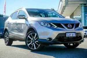 2016 Nissan Qashqai J11 TI Silver Continuous Variable Wagon Wangara Wanneroo Area Preview