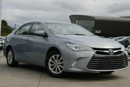 2017 Toyota Camry Blue Sports Automatic Sedan Nunawading Whitehorse Area Preview