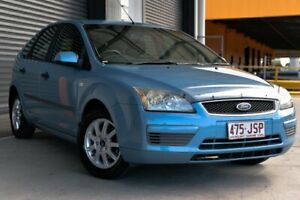 2006 Ford Focus LS CL Blue 5 Speed Manual Hatchback Hendra Brisbane North East Preview