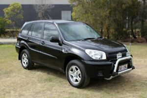 2005 Toyota RAV4 ACA23R CV Black 5 Speed Manual Wagon Ormeau Gold Coast North Preview