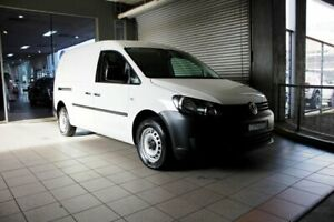 2014 Volkswagen Caddy 2K MY14 Maxi TDI250 Candy White 7 Speed Auto Direct Shift Van Thornleigh Hornsby Area Preview