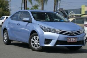 2015 Toyota Corolla ZRE172R Ascent S-CVT Blue Slate 7 Speed Constant Variable Sedan Upper Mount Gravatt Brisbane South East Preview