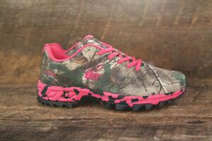 realtree camo tennis shoes womens size 6 ebay