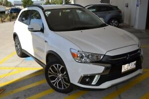 2017 Mitsubishi ASX XC LS White Constant Variable Mill Park Whittlesea Area Preview