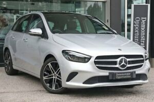 2019 Mercedes-Benz B-Class W247 B180 DCT Silver 7 Speed Sports Automatic Dual Clutch Hatchback Melbourne Airport Hume Area Preview