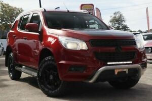 2013 Holden Colorado 7 RG MY14 LT Red 6 Speed Sports Automatic Wagon