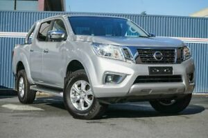 2018 Nissan Navara D23 S3 ST Silver 7 Speed Sports Automatic Utility Tweed Heads Tweed Heads Area Preview