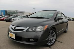 2011 Acura CSX Tech Pkg *FRESH SAFETY, GREAT PRICE*