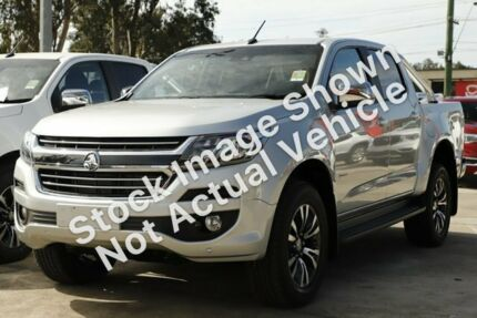 2019 Holden Colorado RG MY19 LTZ Pickup Crew Cab Silver 6 Speed Sports Automatic Utility Adelaide CBD Adelaide City Preview