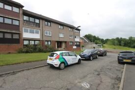 2 Bedroom top floor unfurnished flat to rent on Dale Way, Rutherglen, Glasgow South Side